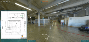 Visual Plan screenshot using 3D photogrammetry for crime scene documentation