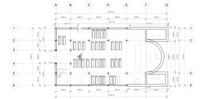 2D sketch floorplan created using Visual Plan
