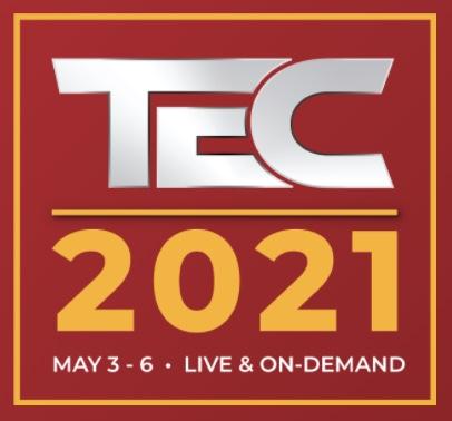 PSA TEC2021 May Event Logo