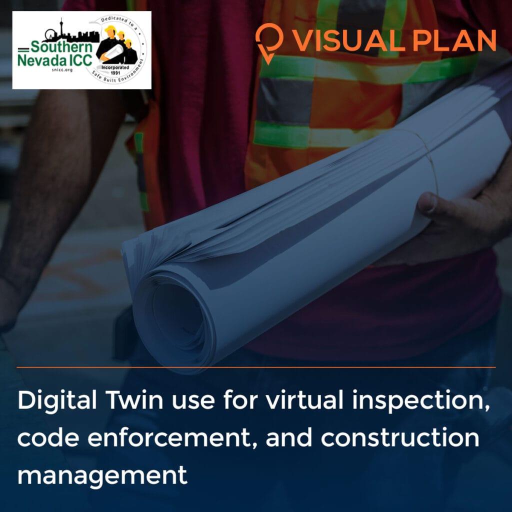 Visual Plan Digital Twins symposium with SNICC
